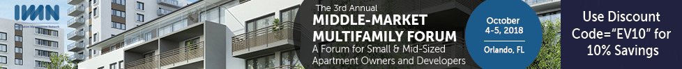 The 3rd Annual Middle- Market Multifamily Forum (S